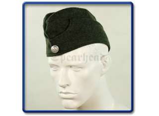 WW2 German Elite Verfügungstruppe EM/NCOs Field Cap 57 61