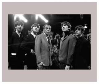 The Beatles and Ed Sullivan, 1965 Prints at AllPosters