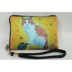 Cat Camera Bag Cell Phone Case