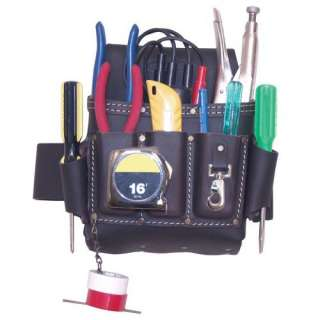 McGuire Nicholas Leather Electricians Pouch Tools