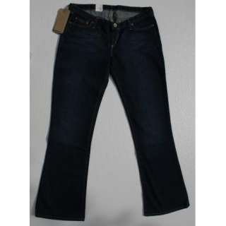Star Womens Super Low 5696 Jeans Sz. 28/34 $240 Industrial Denim