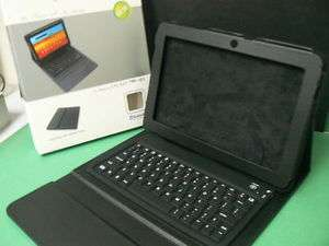 h227 Bluetooth Keyboard Leather Case For Samsung Galaxy Tab 7.7 P6800