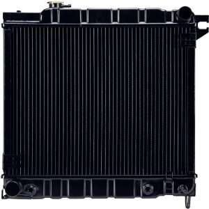 Spectra Premium CU128 Complete Radiator for Ford/Mercury Automotive