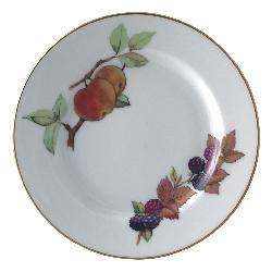 Royal Worcester Evesham Gold Bread and Butter Plate