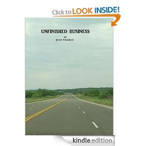 Unfinished Business Justin Fulkerson  Kindle Store