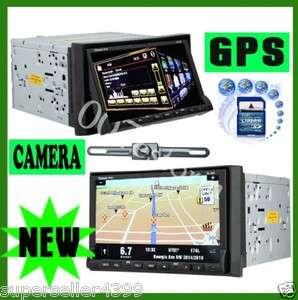 Cool Car Stereo DVD/Radio/GPS Player Monitor iPod Bluetooth 2 Din