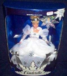 Disney   Holiday Princess   Cinderella   1st in series