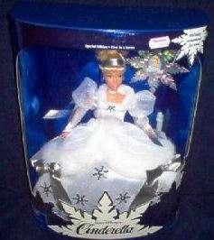 Disney   Holiday Princess   Cinderella   1st in series