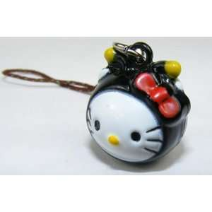 Hello Kitty Straps, Charms, Keychains, a Set of 2 Pieces