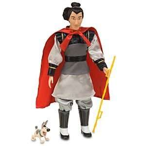 Disney Princess and Friends Li Shang Doll: Toys & Games