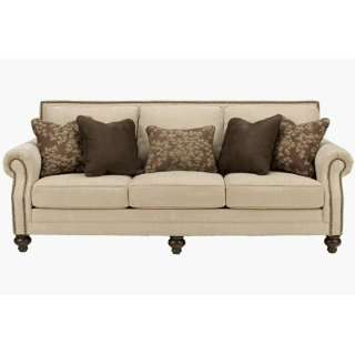 Ashley Furniture Montgomery Mocha Living Room Sofa Set Loveseat 38300