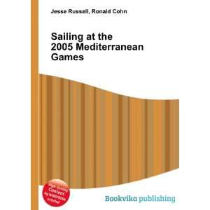 Sailing at the 2005 Mediterranean Games Ronald Cohn Jesse