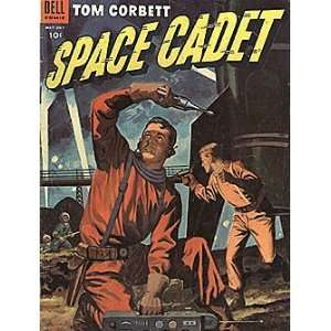 Tom Corbett, Space Cadet (1952 series) #10 Dell