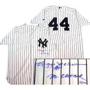 Reggie Jackson New York Yankees Autographed Home Jersey