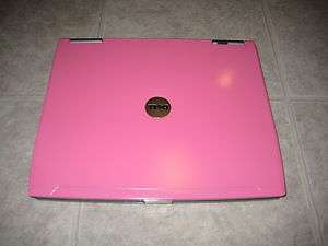 Hot Pink DELL LATITUDE D610 DVD P4 M 1GB 40 WiFi LAPTOP 2