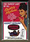AUDREY HEPBURN BREAKFAST BEAUTIFUL ID Holder Cigarette