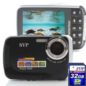 NEW Waterproof 12MP Digital Camera& Video Recorder + SVP