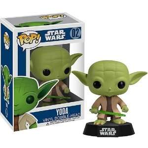 Pop Star Wars Yoda Vinyl Figure Bobble Head Toys & Games