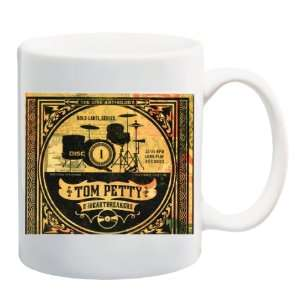 TOM PETTY AND THE HEARTBREAKERS Mug Coffee Cup 11 oz