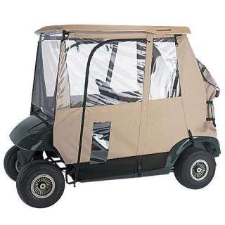 Passenger Golf Cart ENCLOSURE cover ez go club car