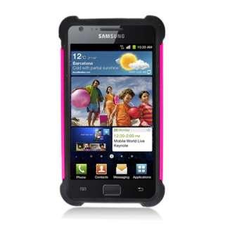 For Samsung Galaxy S II AT&T/SGH i777/Attain Soft/Hard Dot TPU Case