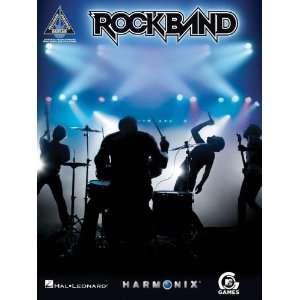 Hal Leonard Rock Band Guitar Tab Songbook   Songs from MTV