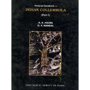 Pictorial Handbook on Indian Collembola (Part 1