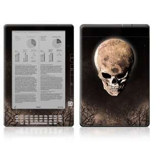 Kindle DX Decal Skin   Bad Moon Rising