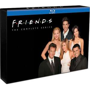 Friends The Complete Series Collection (Widescreen) Blu
