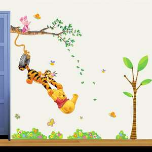 WINNIE THE POOH DECALS WALL DECOR STICKERS #242