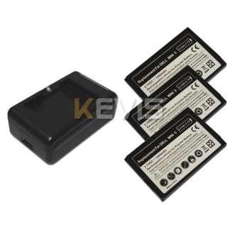 Battery + Wall Desktop USB Charger For Dell Streak Mini 5