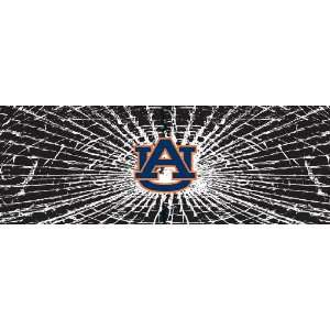 Auburn Tigers Shattered Auto Rear Window Decal Sports