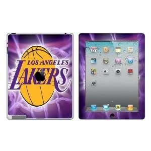 Meestick Los Angeles Lakers Vinyl Adhesive Decal Skin for iPad