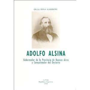 Adolfo Alsina, Gobernador de La Provincia de Buenos Aires