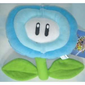 Retired Nintendo Super Mario Brothers 7 Plush Blue Ice