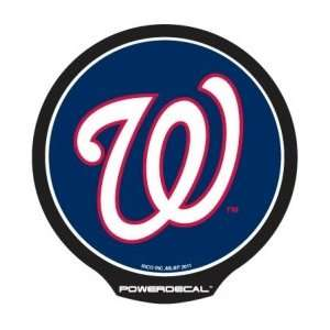 Washington Nationals Die Cut Decal Power Decal