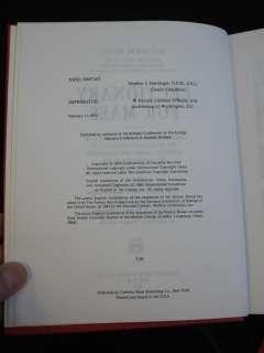 ROMAN MISSAL Two Volume Set Catholic Book Publishing, New York