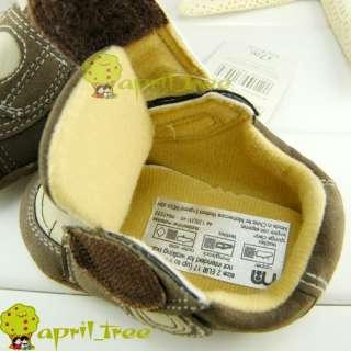Monkey Toddler Baby Boy shoes Sneaker(C06)size 2 3 4