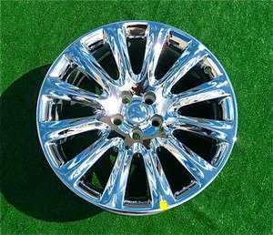 NEW 2011 2012 Genuine Chrysler 300C OEM Factory CHROME 20 inch WHEEL