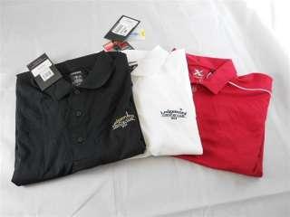 New Callaway/Page&Tuttle/Adidas Logo Golf Polos Ledgemont CC Large 3