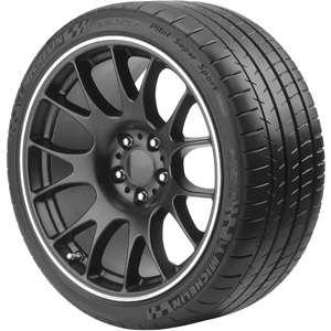 Michelin Pilot Super Sport Tire 225/50ZR18/XL: Tires
