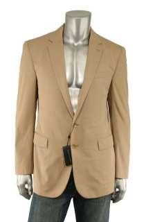Ralph Lauren Black Label Cotton Silk Blazer Jacket 40 L New $1295