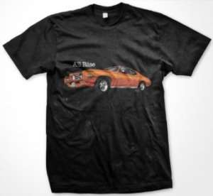 Pontiac GTO Judge, All Rise Mens T shirt Cool Design