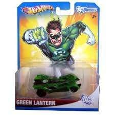 GREEN LANTERN * DC Universe 2012 HOT WHEELS 164 Car W4516