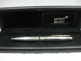 Montblanc Meisterstuck Solitaire 925 Silver No. 164 Ballpoint Pen