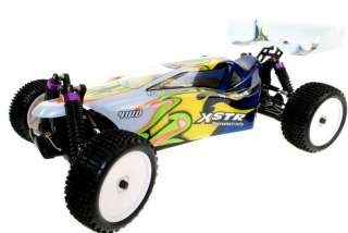 Vortex 1/10 Scale 4WD Electric RC Buggy   Radio Controlled Car