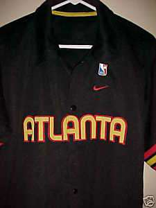 Nike NBA Atlanta Hawks Warm Up Apparel (XL/20)