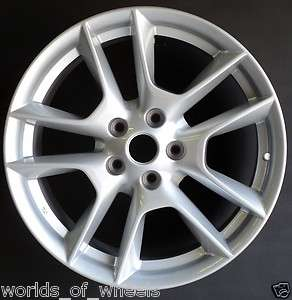 2009 2010 2011 Nissan Maxima 18 5V Spoke Factory OEM Wheel Rim H