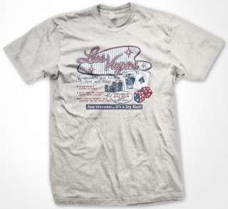Las Vegas Its a Dry Heat Mens T Shirt Casino Games