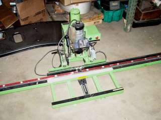 Grass Burle Cabinet Hinge Woodworking Machine 110 V 1Hp